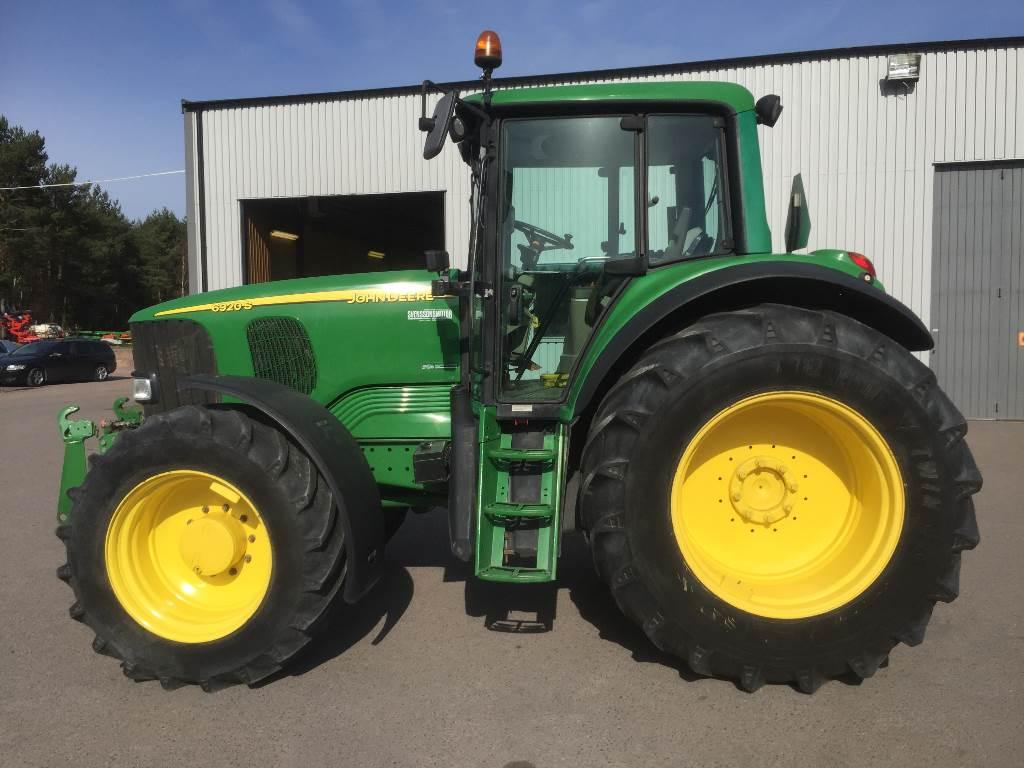 Used John Deere 6920S tractors Year: 2003 Price: $43,721 ...