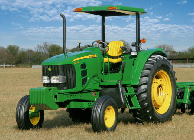 John Deere 6425 (105 Hp) Medianos (100 - 190 hp)