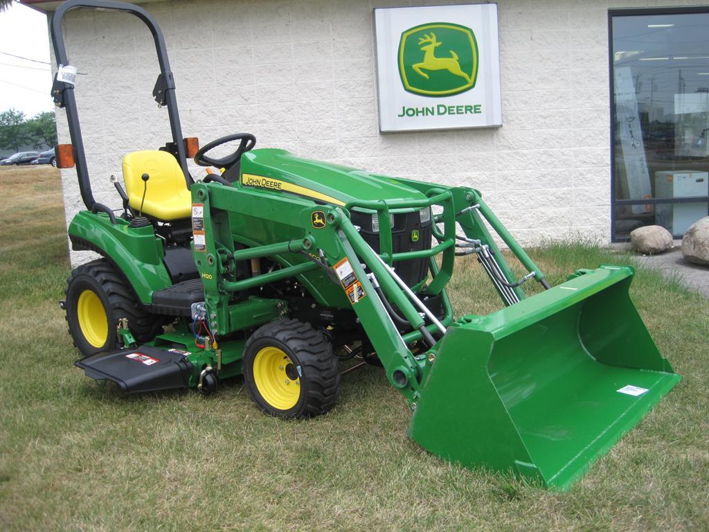 john deere 1023e sub compact utility tractor package john deere 1023e ...