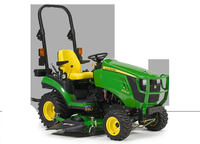 Sub-Compact Utility Tractors | 1025R Tractor | John Deere US