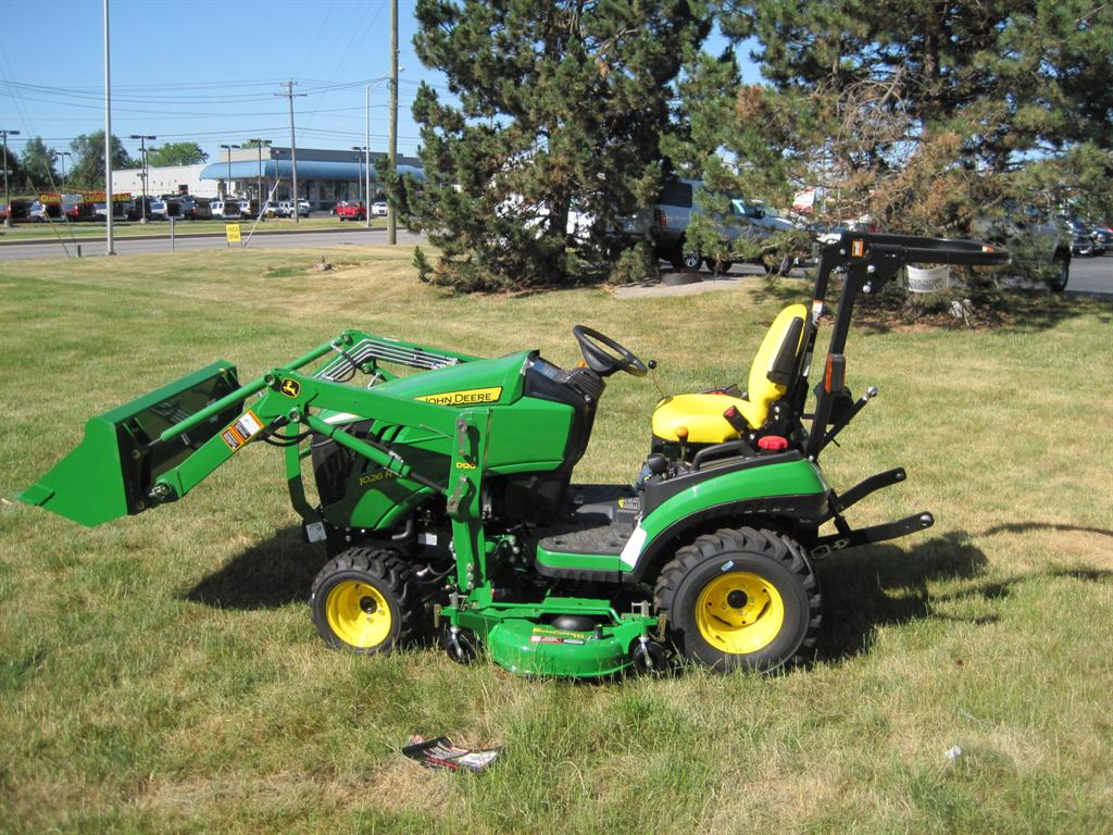 john deere 1025r sub compact utility tractor package john deere 1025r ...