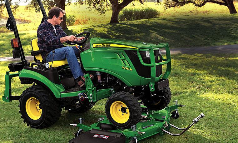Tractors |1 Series Sub-Compact | John Deere US
