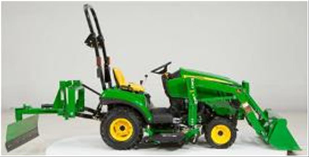 SunSouth 1 Family Sub-Compact: 1025R SUB-COMPACT UTILITY TRACTOR