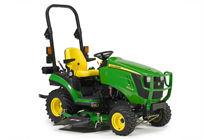 John Deere Sub-Compact Utility Tractors 1 Family JohnDeere.com