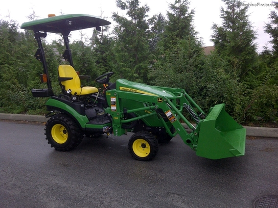 2013 John Deere 1026R Tractors - Compact (1-40hp.) - John ...