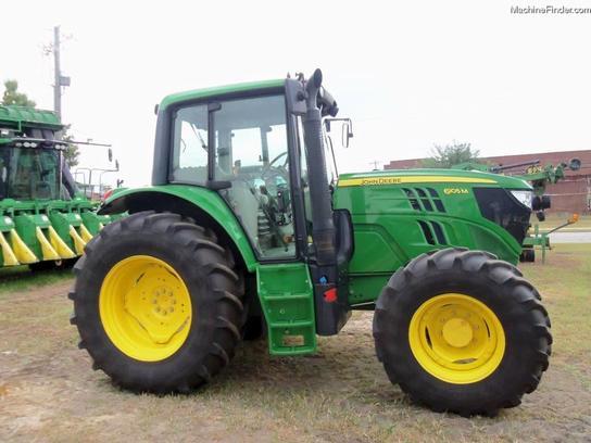 2013 John Deere 6105M Tractors - Utility (40-100hp) - John ...