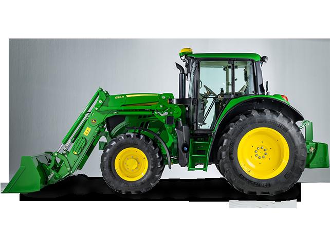 6155M   6M Series   Tractors   John Deere GB