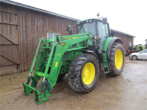 Used John Deere 6170M tractors Year: 2013 Price: $82,579 ...