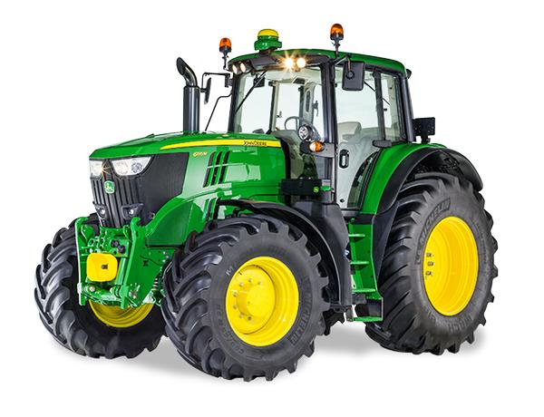 Britains 1/32 John Deere 6195M Tractor - 43150A1 - £24.29