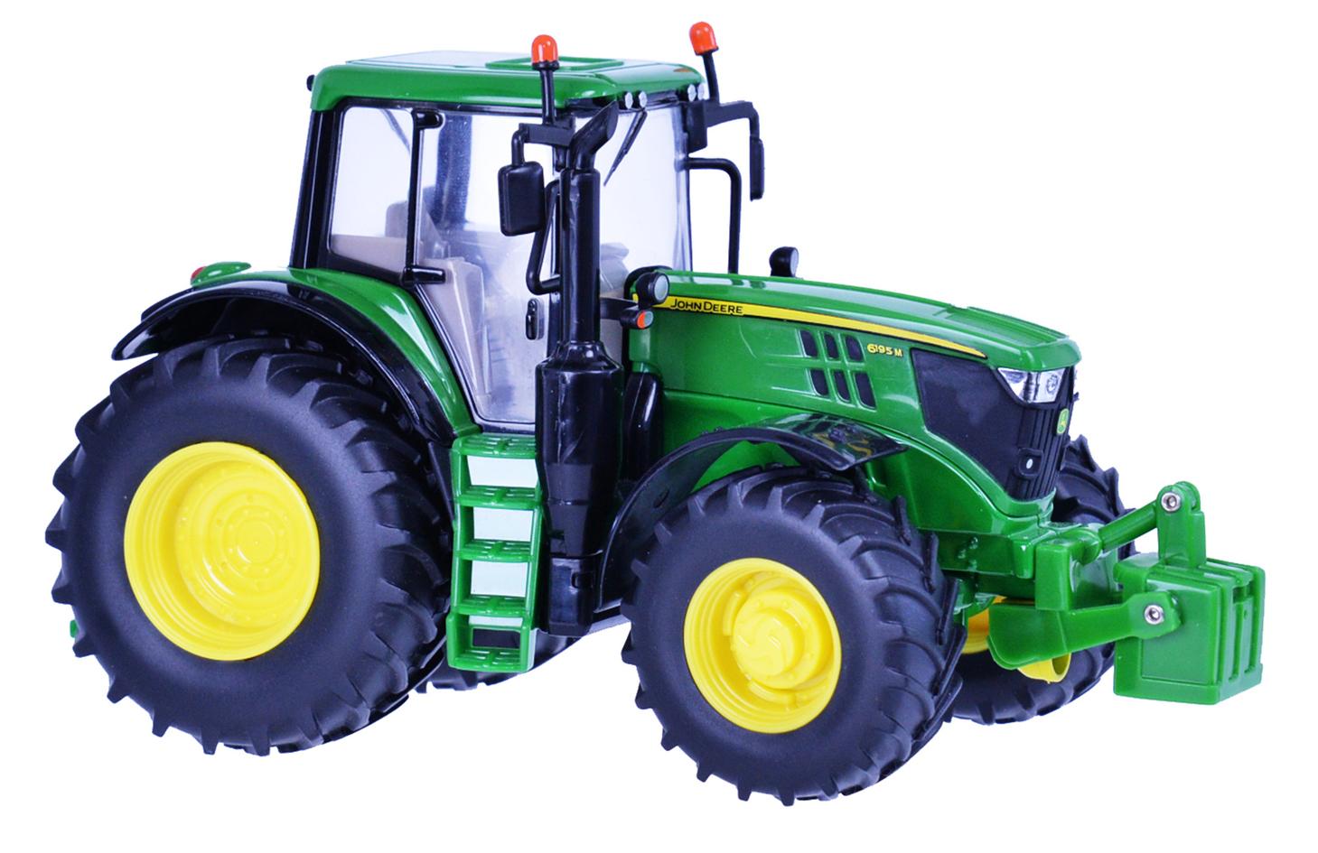 Britains 43150A1 John Deere 6195M Tractor