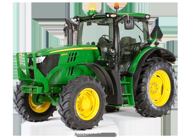 Row-Crop Tractors | 6145R Row-Crop Tractor | John Deere US
