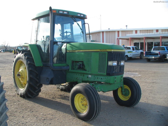 John Deere 7200 Tractors - Row Crop (+100hp) - John Deere ...
