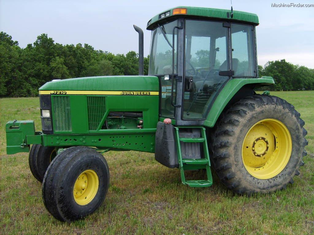 2000 John Deere 7210 Tractors - Row Crop (+100hp) - John ...