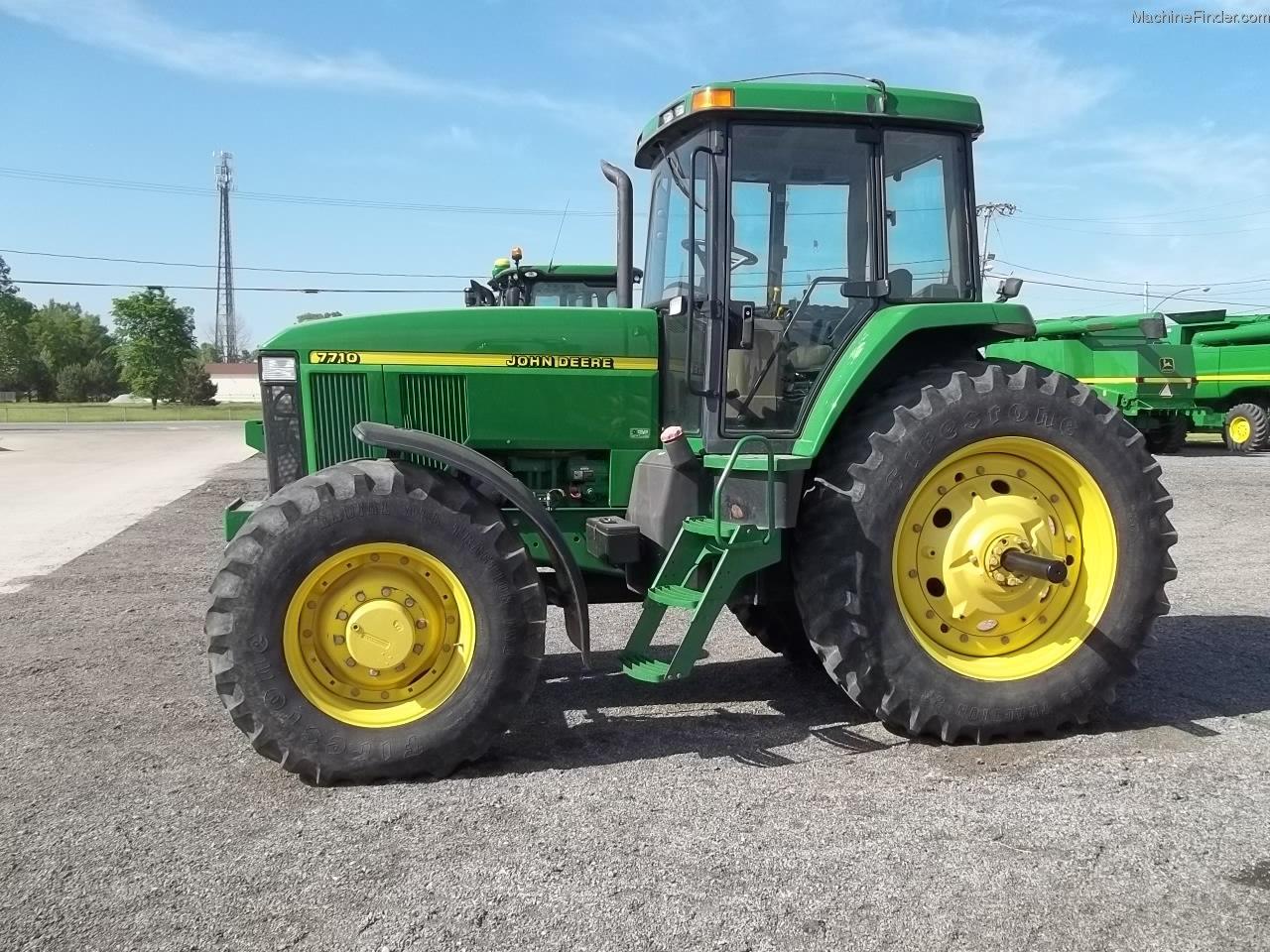 2000 John Deere 7710 Tractors - Row Crop (+100hp) - John ...