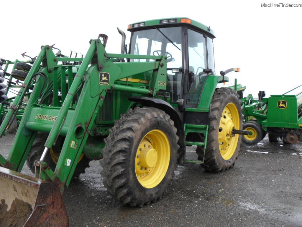 2003 John Deere 7810 Tractors - Row Crop (+100hp) - John ...