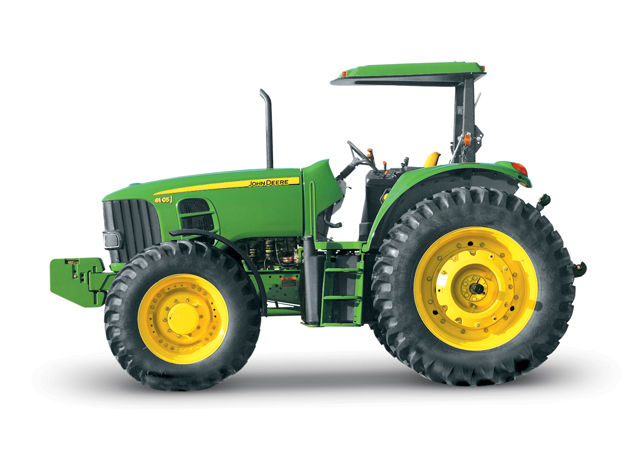 Tractor 6105J | Serie 6J | John Deere MX