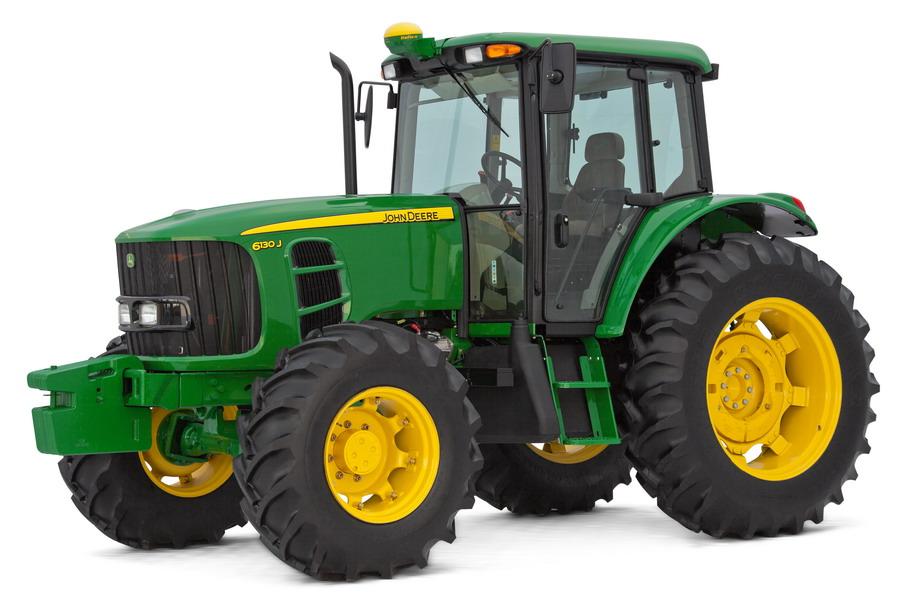 Tractor John Deere 6130J - Maquinac