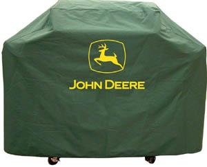 John Deere BBQ Grill Cover