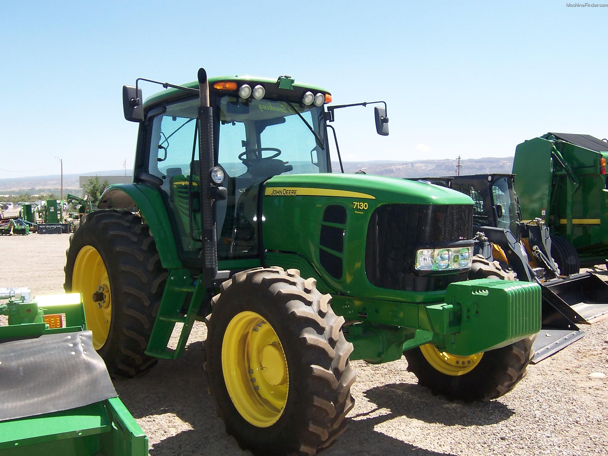 2011 John Deere 7130 Tractors - Row Crop (+100hp) - John ...