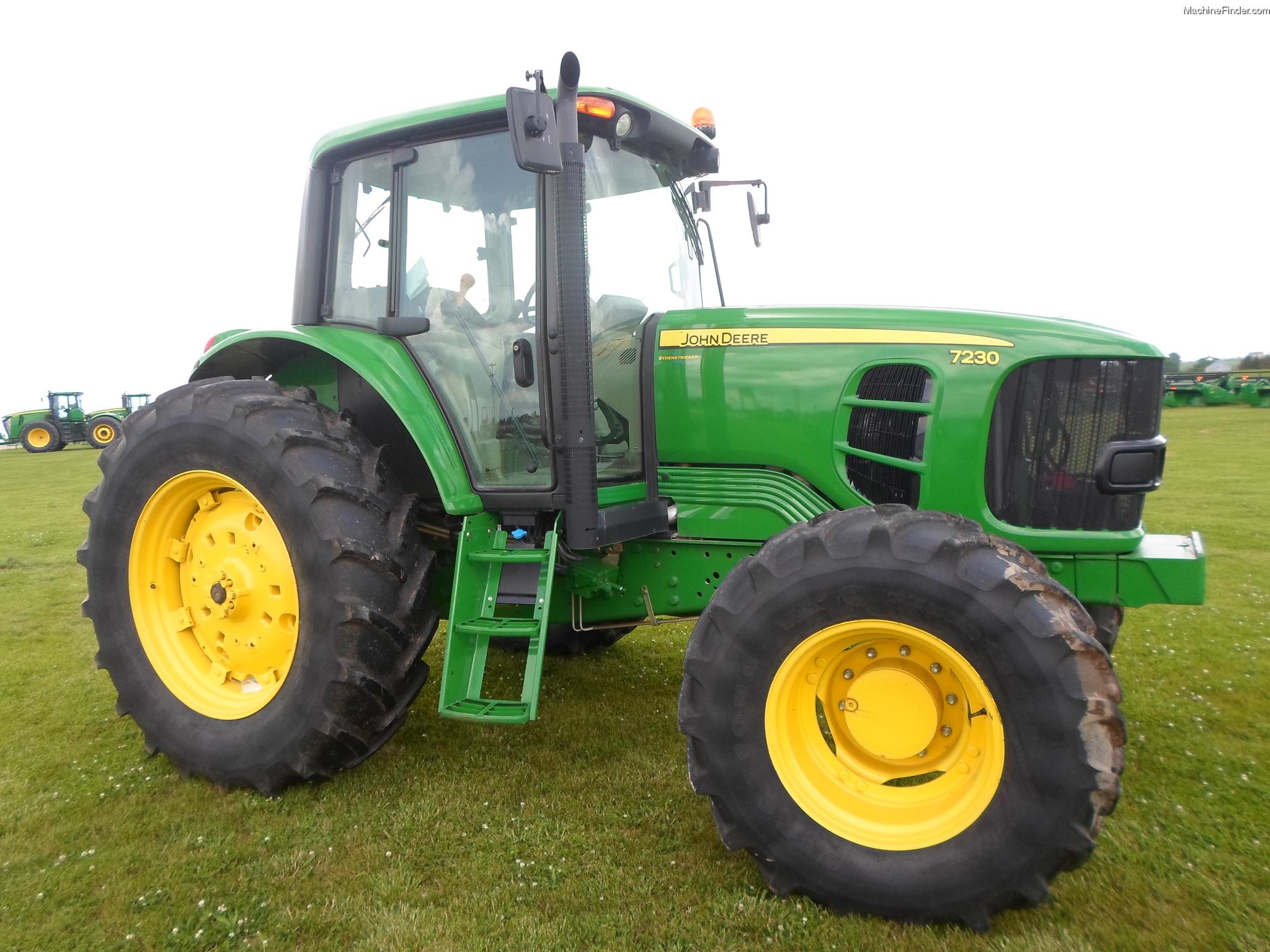 2013 John Deere 7230 Tractors - Row Crop (+100hp) - John ...