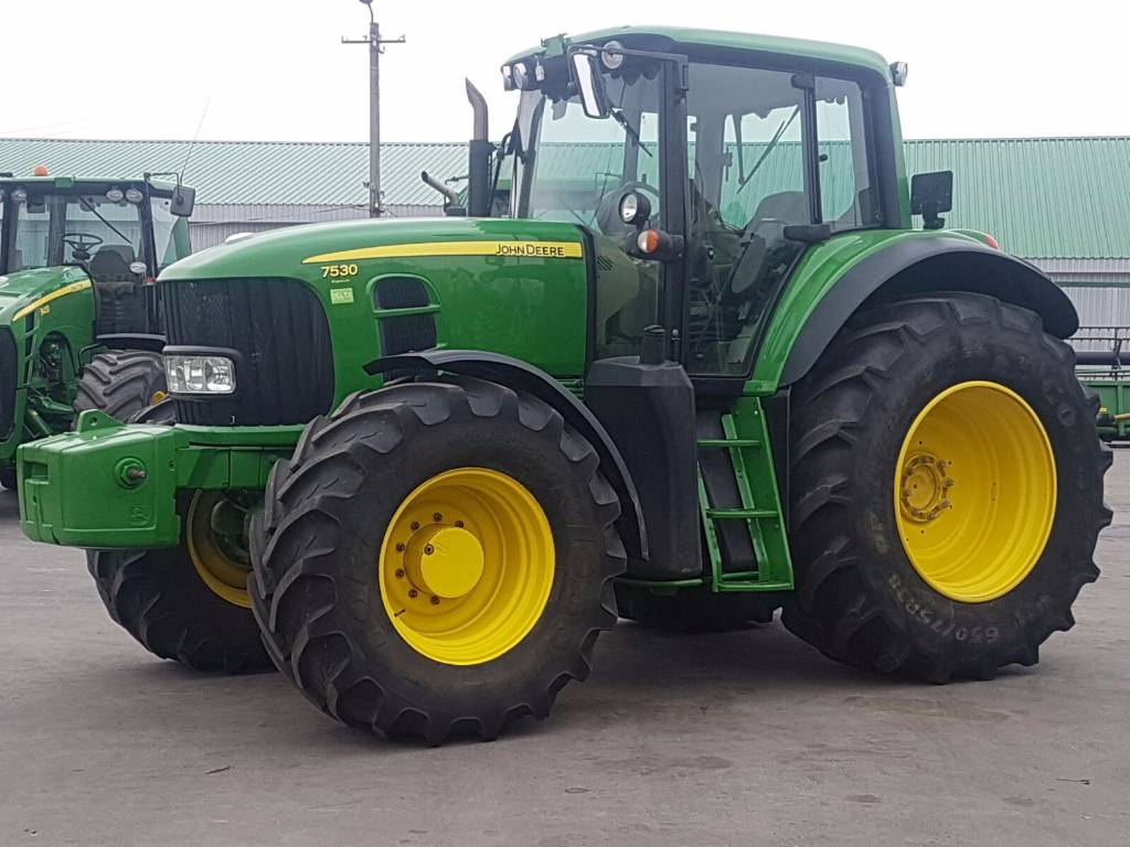 Used John Deere 7530 tractors Year: 2009 Price: $2,029 for ...