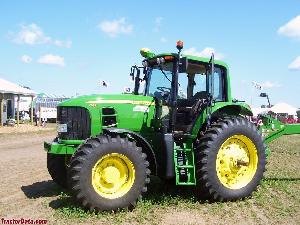 TractorData.com John Deere 7530 Premium tractor photos ...