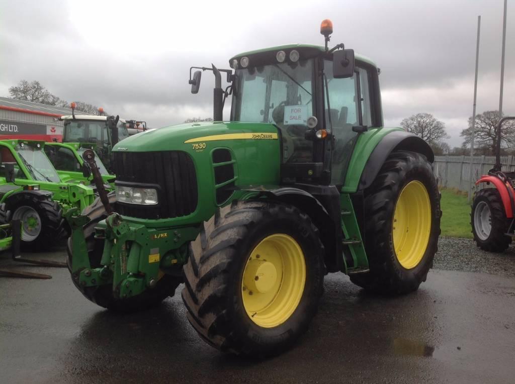 Used John Deere 7530 tractors Year: 2007 Price: $46,641 ...