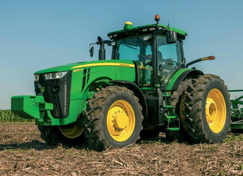 Informe sobre Tractores de Alta Potencia - Maquinac