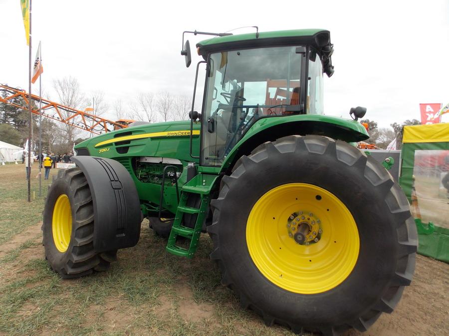 Tractor John Deere 7210J - Maquinac