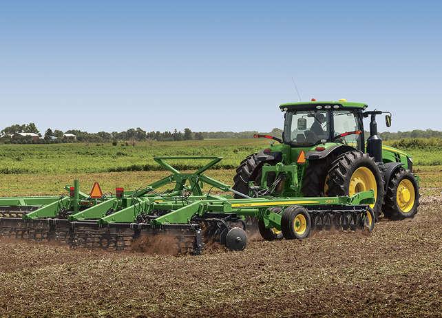 Tractores 8320R John Deere