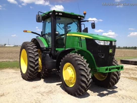 2012 John Deere 7200R Tractors - Row Crop (+100hp) - John ...