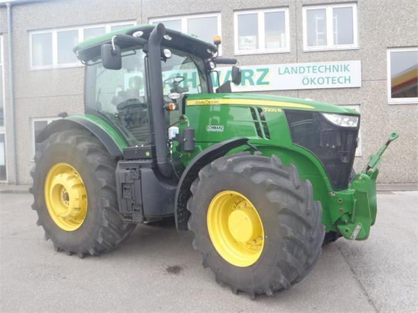 Used John Deere 7200R tractors Year: 2011 Price: $114,413 ...