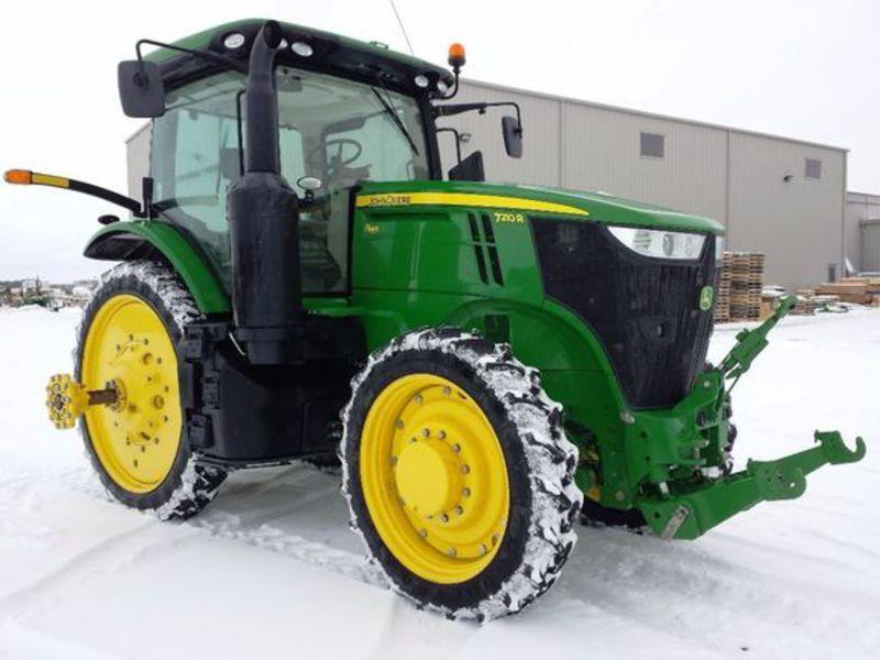 2015 John Deere 7210R Tractor #1RW7210RPED085150 RDO ...