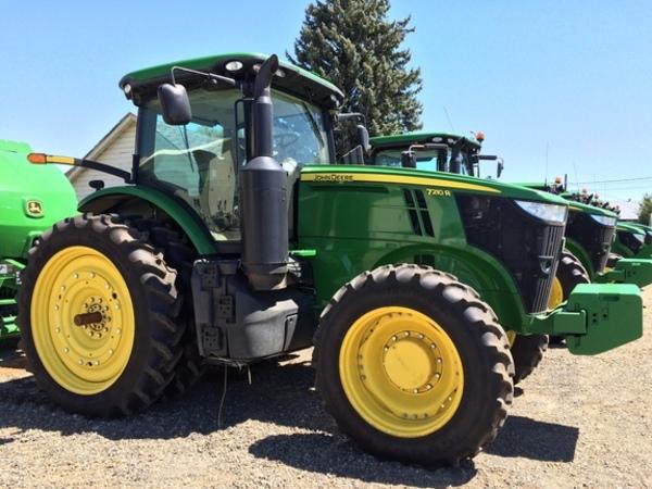 2014 John Deere 7210R Tractor - Mount Vernon, WA ...