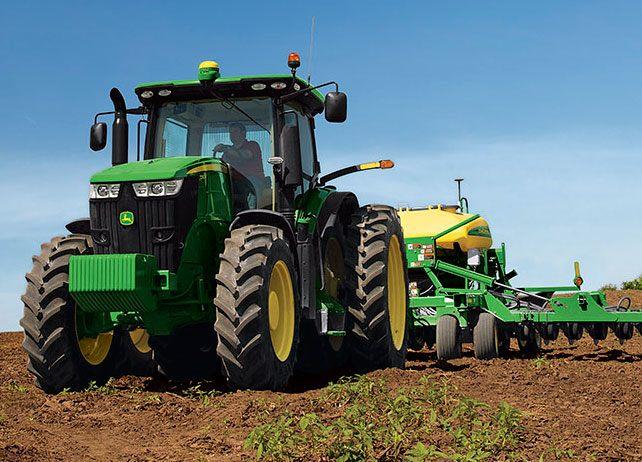 7210R Tractor | 7R Series Tractors | John Deere US