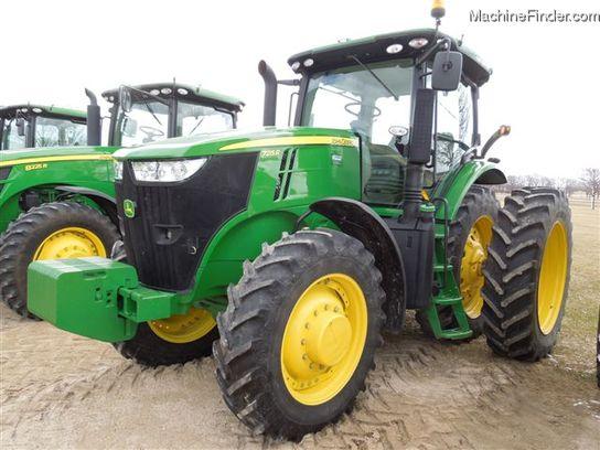 2011 John Deere 7215R Tractors - Row Crop (+100hp) - John ...