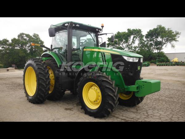 2012 John Deere 7230R Tractor, A703613A, in Greenville, Ohio