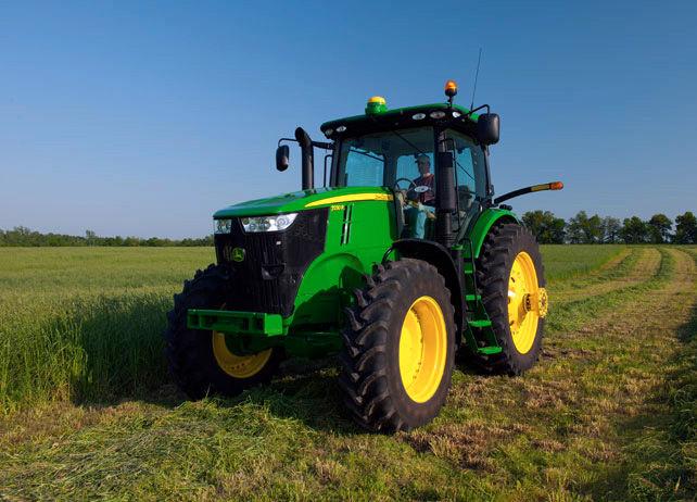 7R Series Tractors | 7230R | John Deere CA