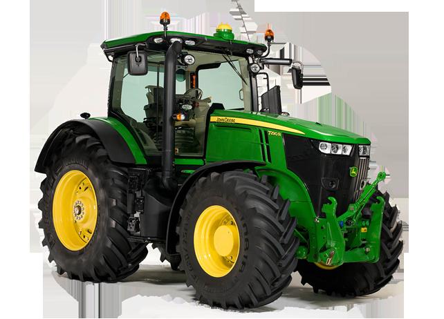 John Deere 7230R 7R Series Tractor
