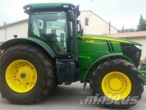 Used John Deere 7260R tractors Year: 2014 Price: $143,903 ...