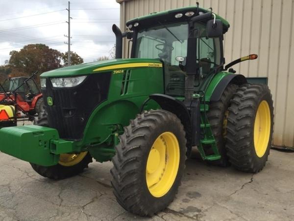 2013 John Deere 7260R Tractor - Wilkesboro, NC | Machinery ...
