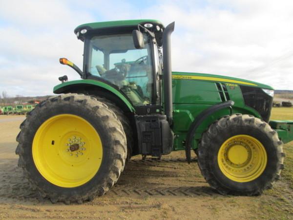 2011 John Deere 7260R Tractor - Hillsboro, WI | Machinery Pete