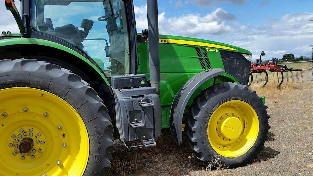 2012 John Deere 7260R Tractor For Sale, 1,954 Hours ...