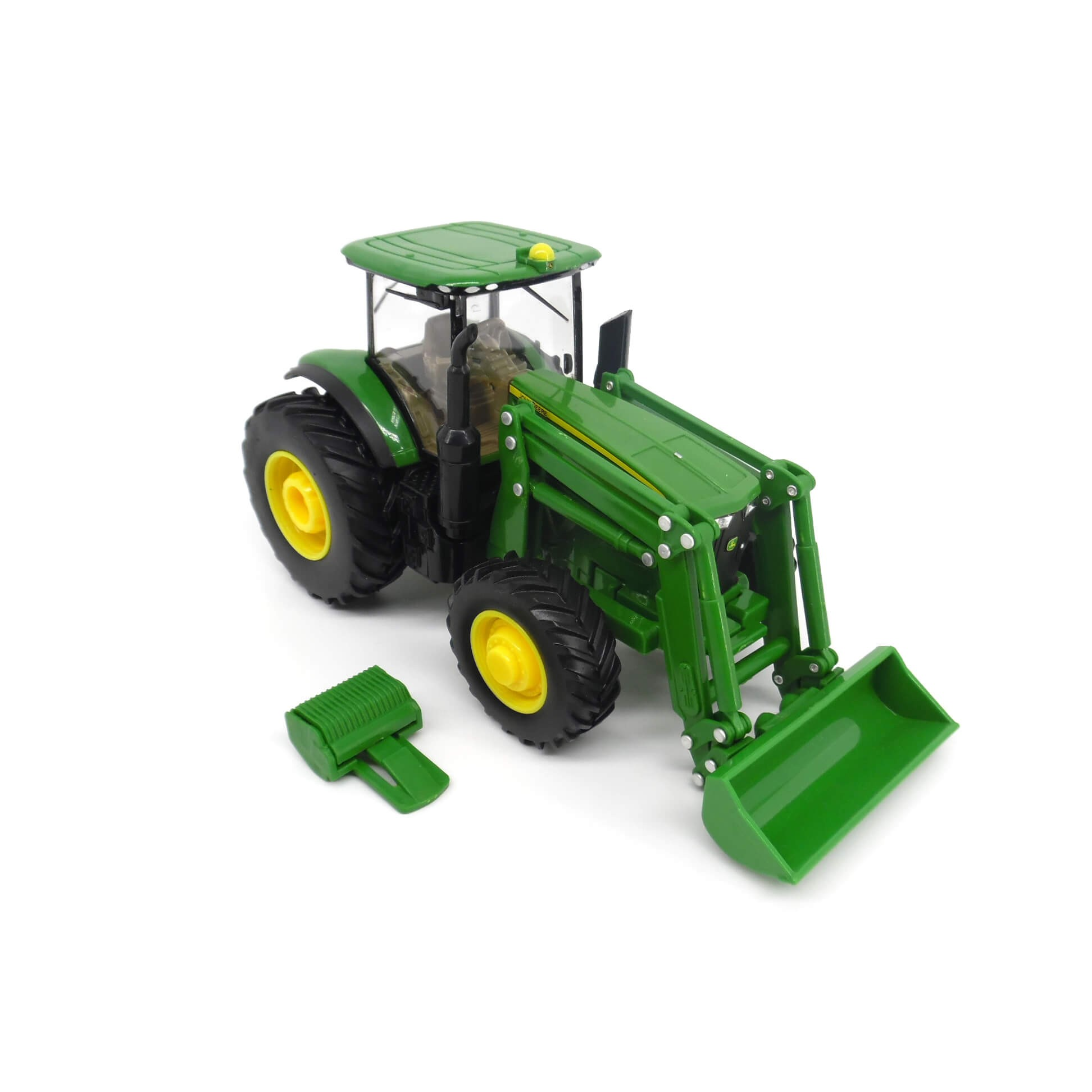 ERTL John Deere 7270R Tractor with Real Duals and Front ...