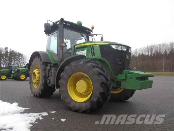 Used John Deere 7270R tractors Year: 2016 Price: $189,342 ...