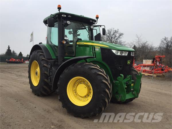 Used John Deere 7270R tractors Year: 2014 Price: $142,200 ...