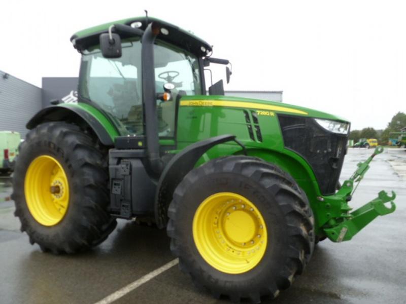 Tractor John Deere 7280R - technikboerse.com