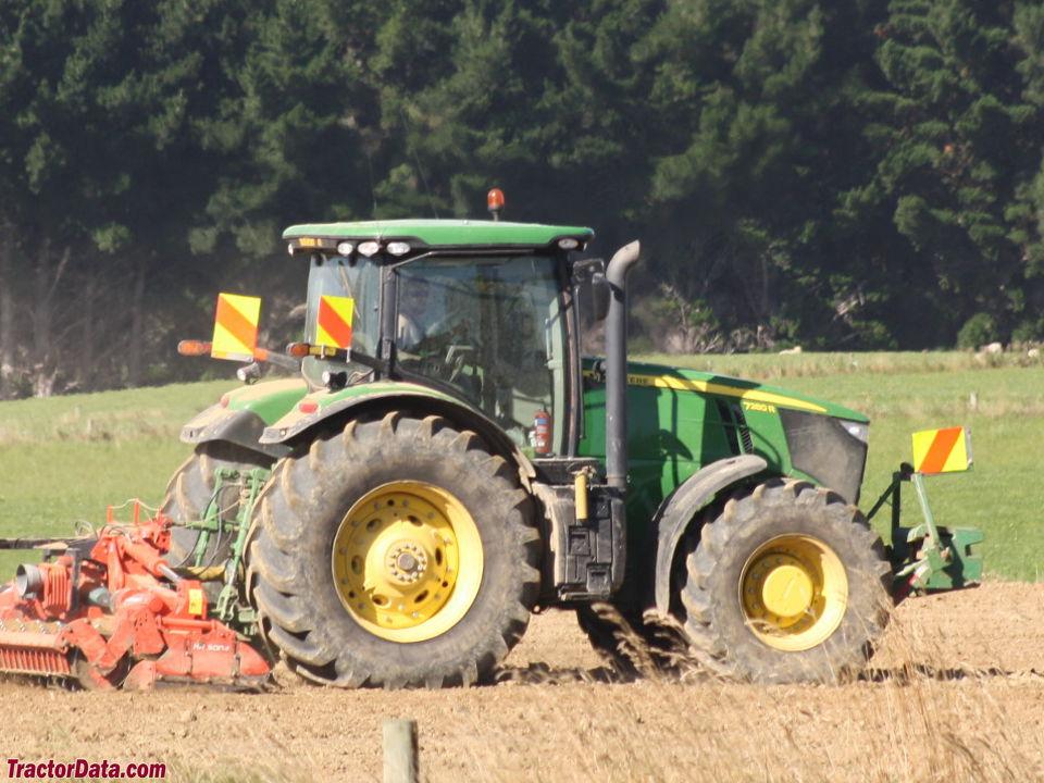 TractorData.com John Deere 7280R tractor photos information
