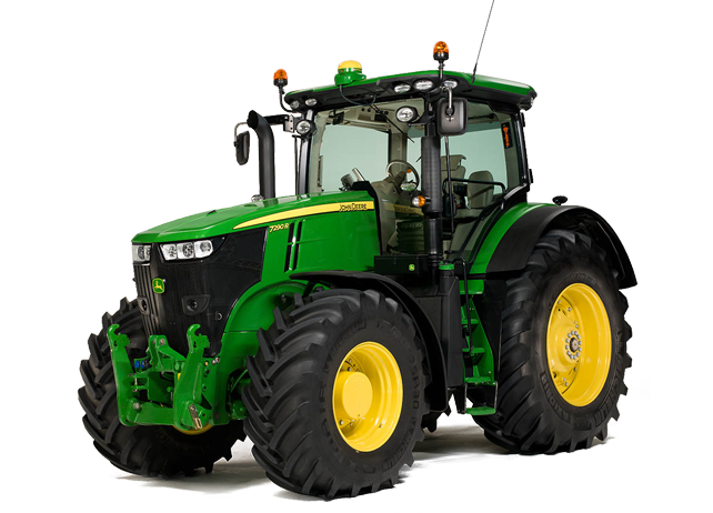 John Deere 7290R 7R Series Tractor