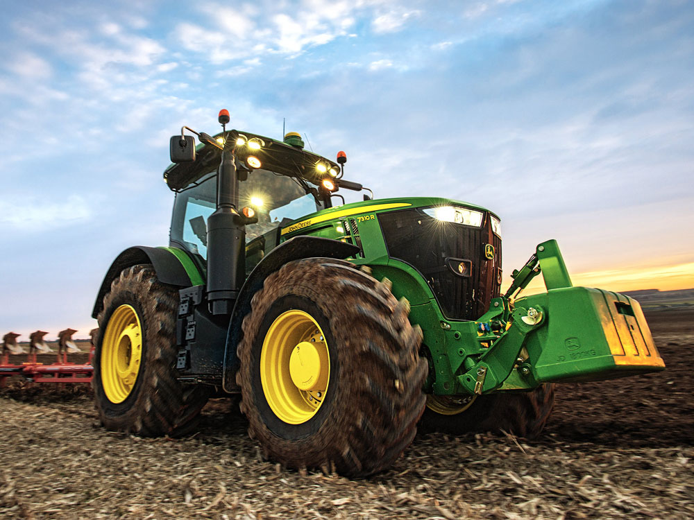 Votación 2016 (pruebas)   Tractor del Año en España